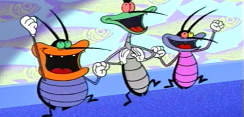 3 таракана в голове