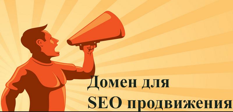 выбираем домен для продвижения сайта